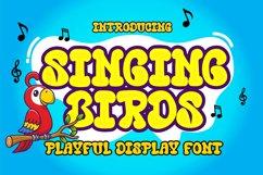Singing Bird Product Image 1