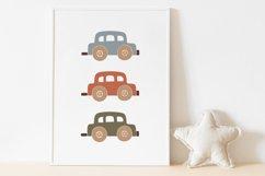 BOHO Kids Print, Nursery Wall Art, Play Print, Boho Toys Product Image 3