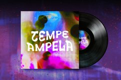 Ceuphoria - Psychedelic Font Product Image 5
