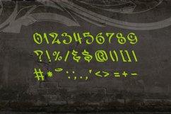 Vandal   Graffiti Font Product Image 3