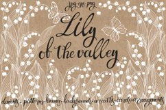Lily of the valley. Product Image 1