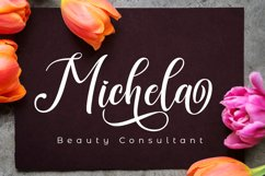 Angestina | A Calligraphy Font Product Image 4