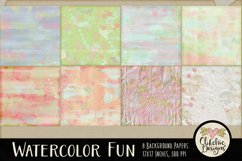 Watercolor Paint Background Textures Product Image 4