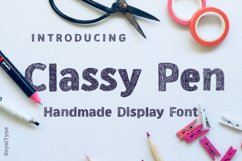 Classy Pen Product Image 1