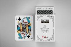 Playing Card Mockup Product Image 4