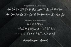 Rhileida - Script Font Product Image 4