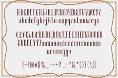 Sambeltigo Typeface Product Image 6