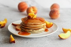Pancakes with apricot jam Product Image 5