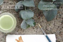 Koala watercolor clipart Product Image 4
