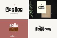 Winter Font Bundle - Handwritten Fonts for Crafters! Product Image 6