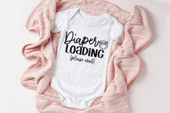 Baby Onesie Bundle  Baby SVG Bundle- 12 DESIGNS! Product Image 3