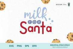 Cookies for Santa - Christmas SVG bundle Product Image 3