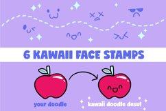 Procreate Brushes   Cute Procreate Stamps, Kawaii Brushset Product Image 3