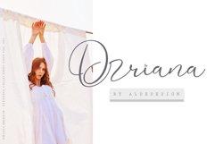 Driana Brideth - WEB FONT - Product Image 2