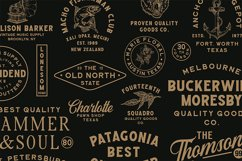 Ironhead Font Collection Product Image 4