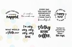 Funny Sleepy Quote SVG Bundle Volume 1 | Nap Quotes Product Image 5