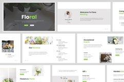Florist Powerpoint Presentation Product Image 1