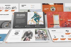 Bicycle Google Slides Template Product Image 2