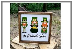St Patrick's Day Gnomes Tribe SVG Product Image 2