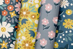 Rustic floral patterns set Product Image 6
