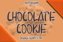 Chocolate Cookie Product Image 1