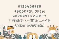 BREAKBONE New Modern Playful Font Product Image 6