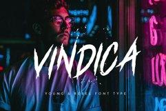 Vindica - Rebel Font Product Image 1