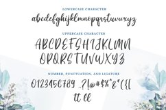 Grand Historia - A Beauty Script Calligraphy Fonts Product Image 3