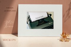 White Frames Mockups Bundle Product Image 3