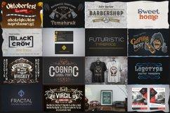 Big fonts bundle Product Image 2
