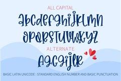 Kristofer - A fun handritten font Product Image 2