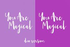 Amist Mystical Script Fonts Product Image 4