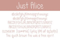 Just Alice  Product Image 2