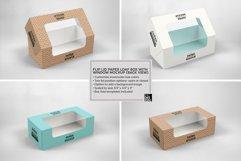 Flip Top Loaf Box Packaging Mockup Product Image 3