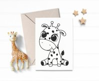 Zoo SVG, Baby animals svg, Cute elephant SVG Product Image 3