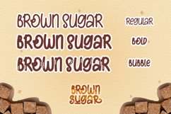 Brown Sugar Handwritten Font Product Image 6