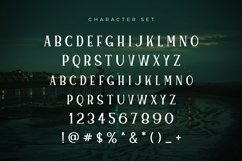 Web Font The Dock Product Image 3