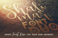 Shalimar Font Duo Product Image 5