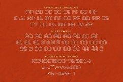 Web Font Peace Font Product Image 2