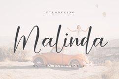 Malinda Script Product Image 1