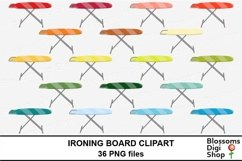 Ironing Board Clipart Product Image 2