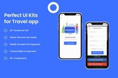 Travelo - Travel app UI Kits Product Image 5