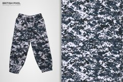 British Pixel Camouflage Patterns Product Image 4