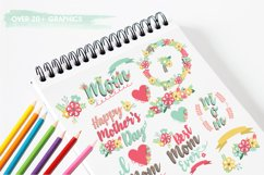 Mother's day graphics and illustrations Product Image 3