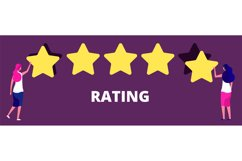 Girls giving five star rank. Best work quality, feedback or Product Image 1