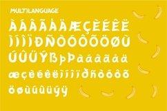 Banabo - Banana Font Product Image 3