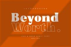 Beyond Worth - Fun & Bold Product Image 1
