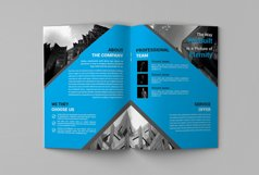 Architecture Bifold Brochure Product Image 3