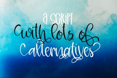 Kentucky - A Script Print & Doodle Font Trio Product Image 3