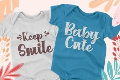 CREAMY Delight - Cute Font Product Image 5